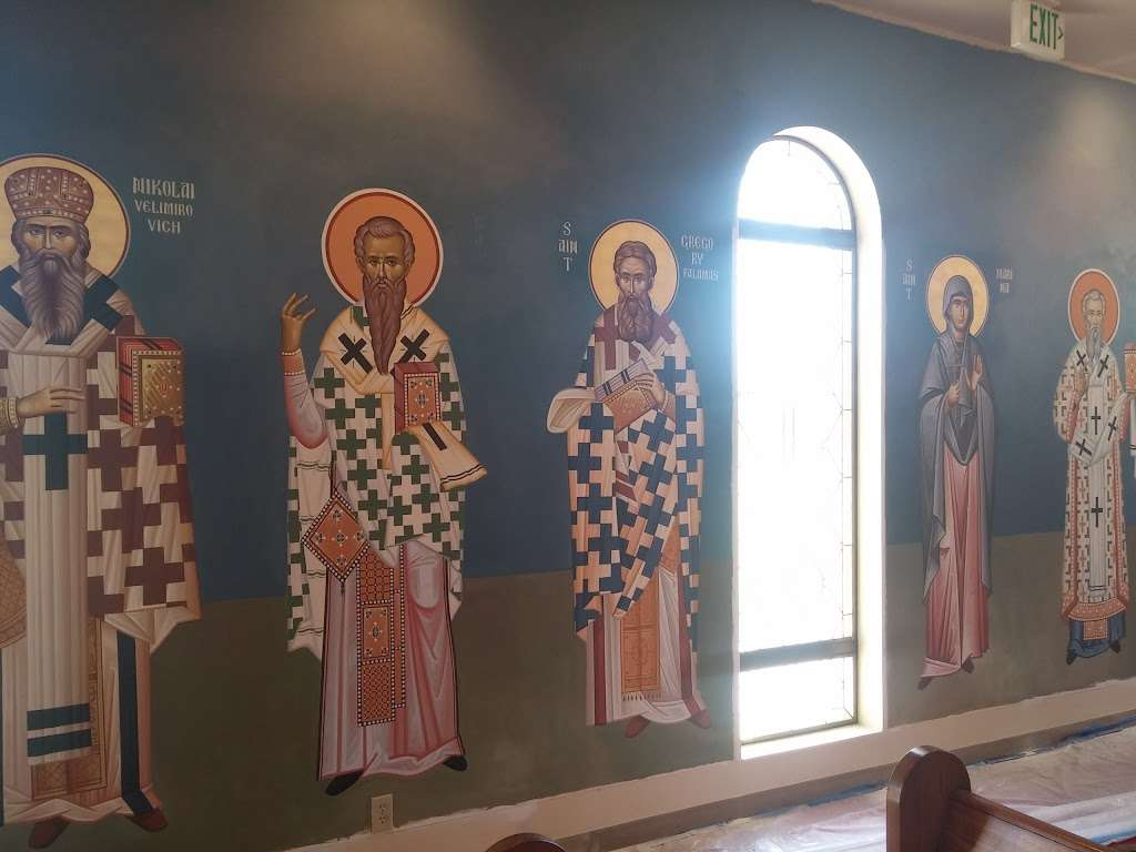 Saint Catherine Greek Orthodox Church - church  | Photo 7 of 9 | Address: 5555 S Yosemite St, Greenwood Village, CO 80111, USA | Phone: (303) 773-3411