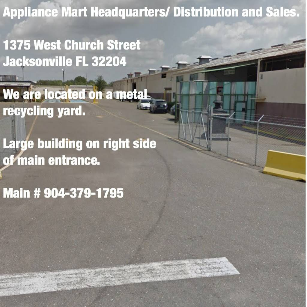Appliance Mart - home goods store  | Photo 3 of 3 | Address: 1375 Church St W, Jacksonville, FL 32204, USA | Phone: (904) 379-1795