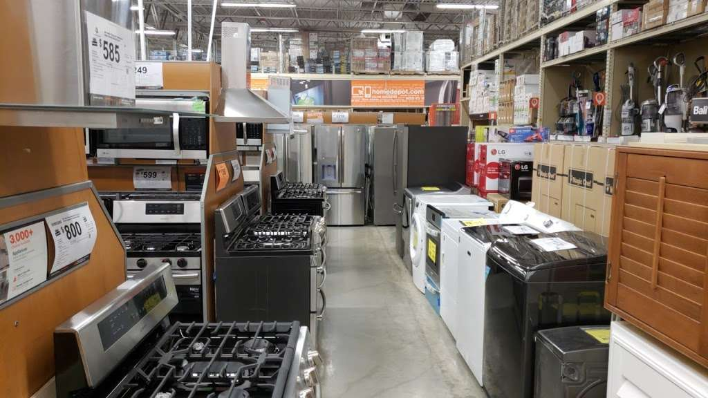 The Home Depot - hardware store  | Photo 9 of 10 | Address: 2560 Bruckner Blvd, Bronx, NY 10465, USA | Phone: (718) 828-1071