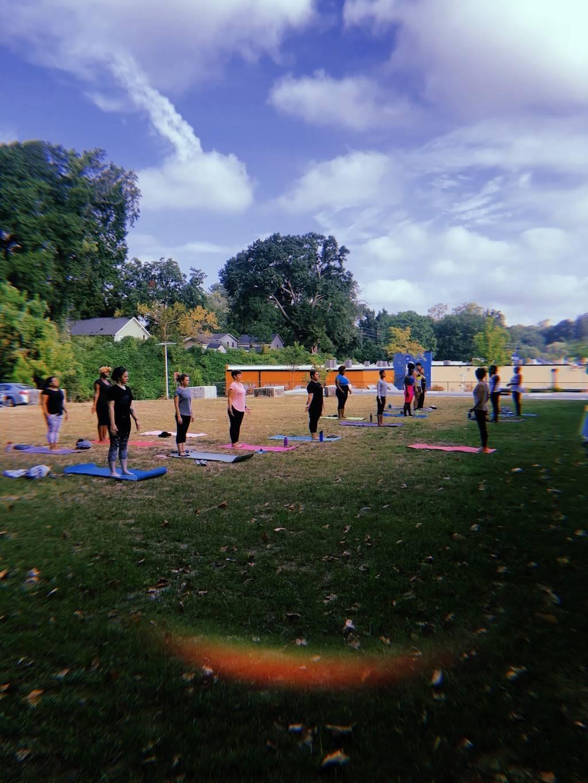 YogaON with Cari: Online Corporate & Private Yoga - school    Photo 5 of 8   Address: 2715 Peachtree Rd, Atlanta, GA 30309, USA   Phone: (323) 540-4197