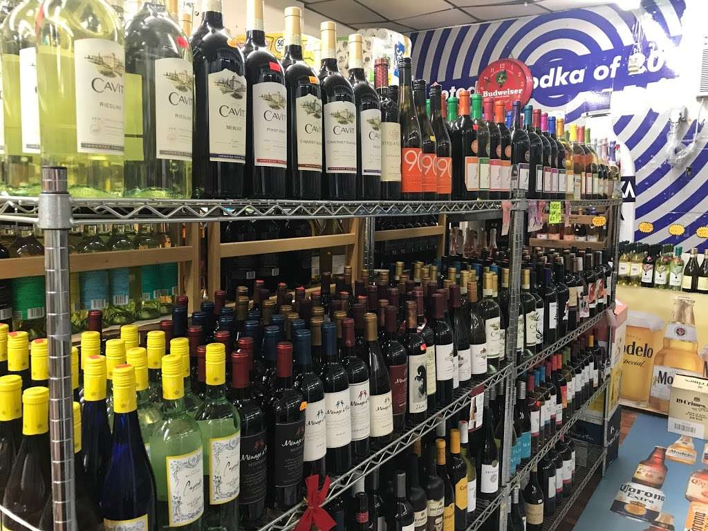 Webster Liquor - store  | Photo 1 of 4 | Address: 4 Webster Ave, Jersey City, NJ 07307, USA | Phone: (201) 792-4494