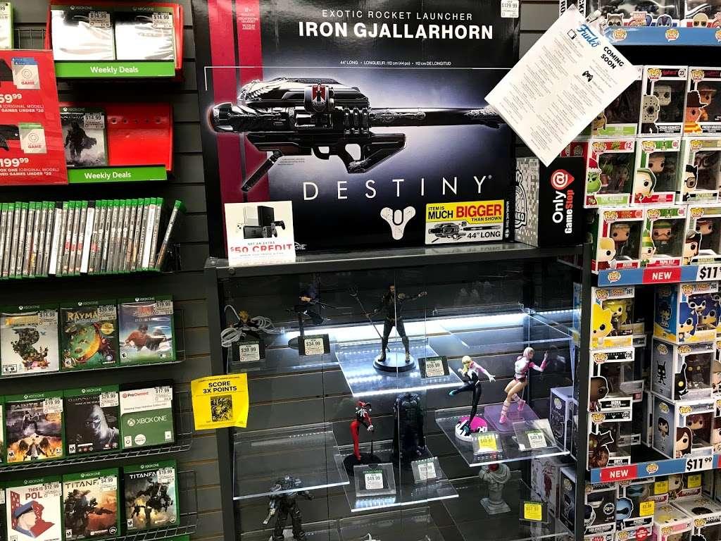 GameStop - electronics store  | Photo 7 of 10 | Address: 701 E Cathedral Rd #7, Philadelphia, PA 19128, USA | Phone: (215) 483-8889