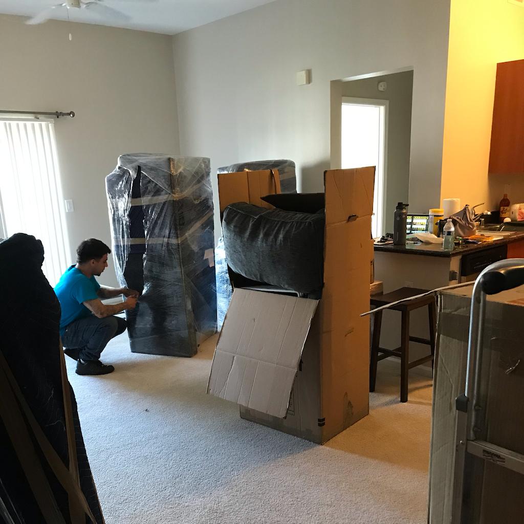Amazing Movers | San Jose Moving & Storage Company - moving company  | Photo 6 of 10 | Address: 169 Jackson St, San Jose, CA 95112, USA | Phone: (800) 523-6090
