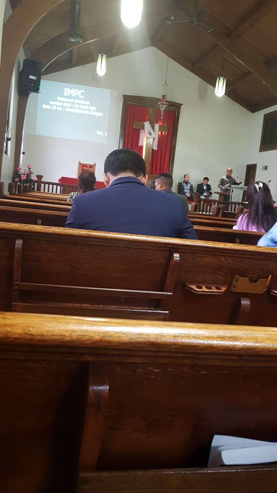 Indiana Mizo Presbyterian Church - church  | Photo 5 of 5 | Address: 4751 E Minnesota St, Indianapolis, IN 46203, USA