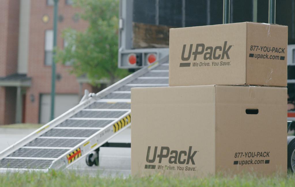 U-Pack - moving company  | Photo 6 of 9 | Address: 2701 16th St, North Bergen, NJ 07047, USA | Phone: (844) 611-4582