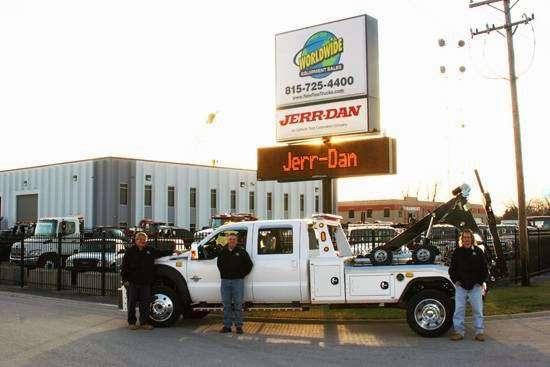 Worldwide Equipment Sales LLC - car repair  | Photo 1 of 10 | Address: 601 Walnut Ct, Rockdale, IL 60436, USA | Phone: (815) 725-4400