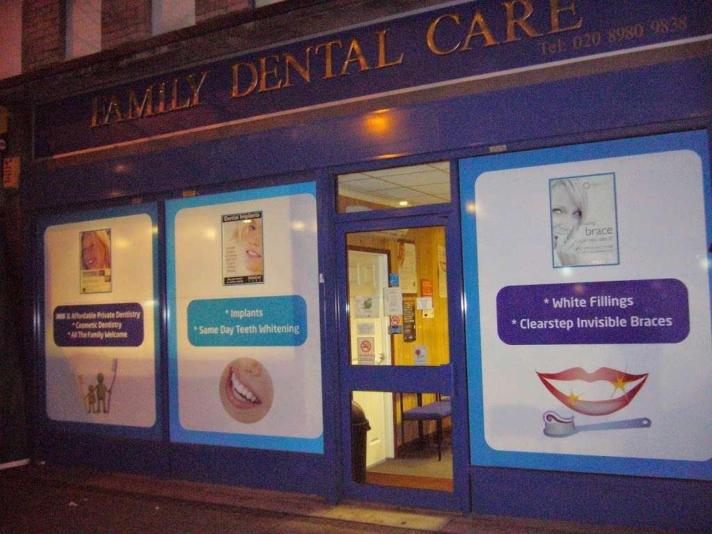 Family Dental Care - dentist    Photo 2 of 5   Address: 211 Roman Rd, London E2 0QY, UK   Phone: 020 8980 9838
