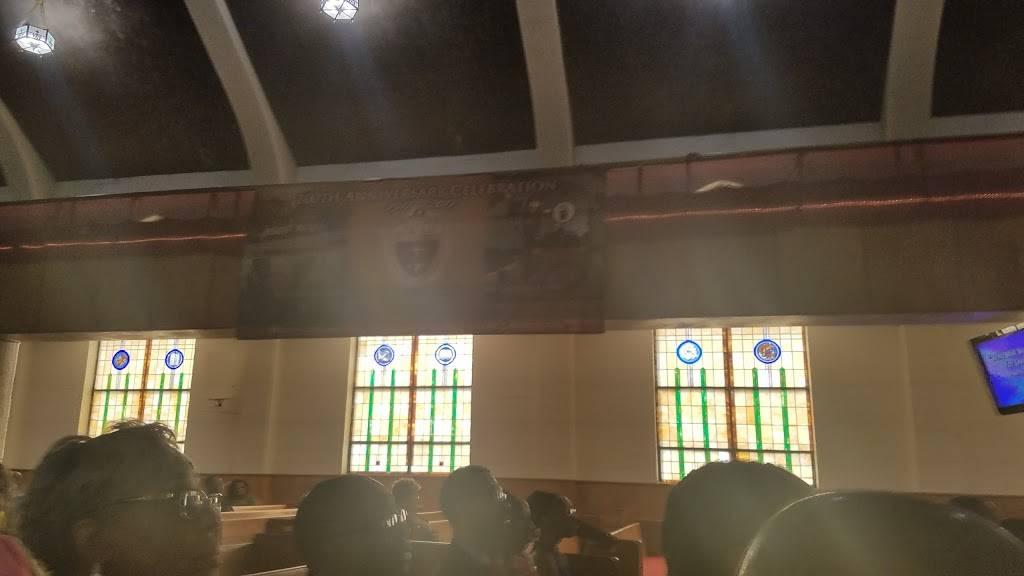 St. Paul Church - church  | Photo 6 of 10 | Address: 2260 Hunt St, Detroit, MI 48207, USA | Phone: (313) 567-9643