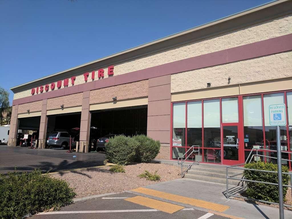 Discount Tire - car repair  | Photo 3 of 10 | Address: 3830 Blue Diamond Rd, Las Vegas, NV 89139, USA | Phone: (702) 893-3322