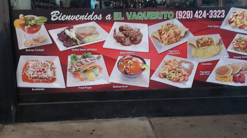 El Vaquerito Corp. - restaurant    Photo 2 of 10   Address: 54-11 Northern Blvd, Queens, NY 11377, USA   Phone: (929) 424-3323
