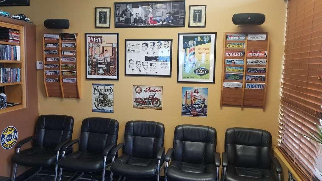 Arizona Barber Co - hair care  | Photo 6 of 10 | Address: 8880 E Vía Linda # 103, Scottsdale, AZ 85258, USA | Phone: (480) 860-4650