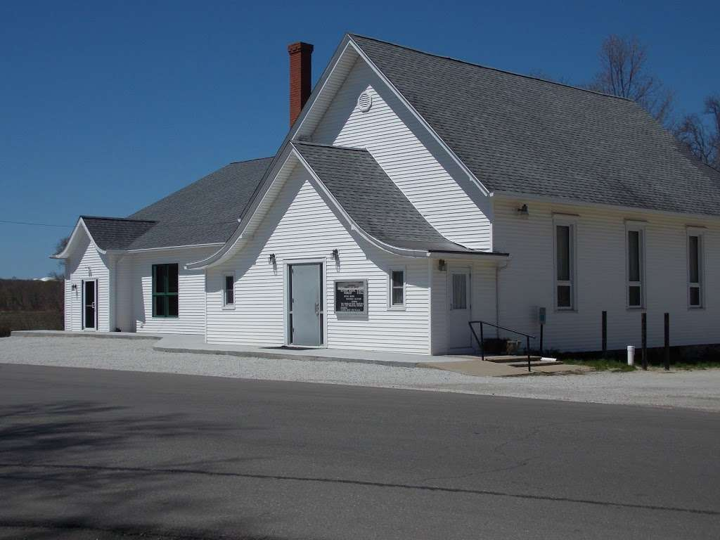 Sauktown Church of Christ - church  | Photo 9 of 10 | Address: 8751 E 150 N, Mill Creek, IN 46365, USA | Phone: (219) 778-4110