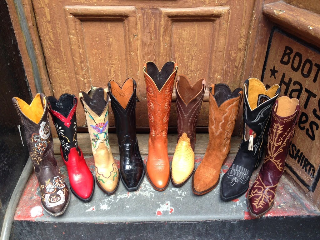 Space Cowboy Boots, NYC - shoe store  | Photo 7 of 10 | Address: 234 Mulberry St, New York, NY 10012, USA | Phone: (646) 559-4779