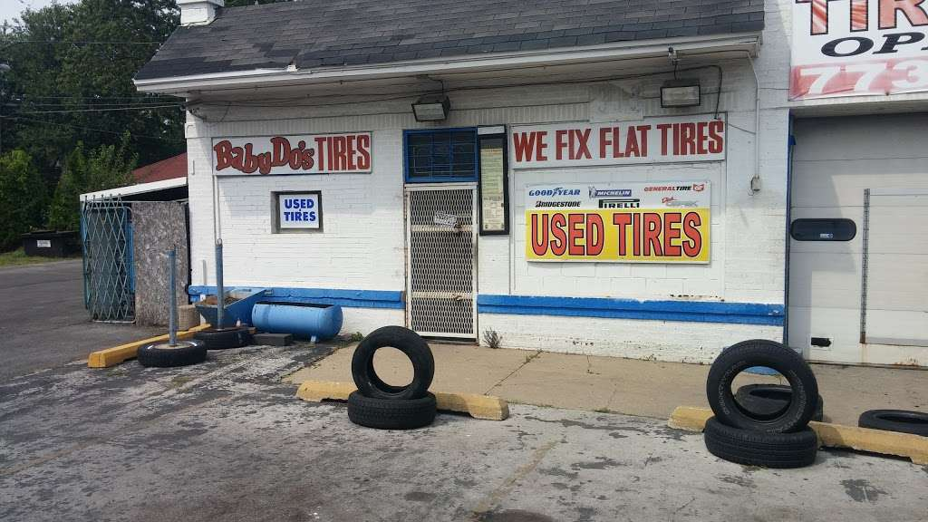 Babys DO Tire Shop - car repair  | Photo 5 of 6 | Address: 336 W 119th St, Chicago, IL 60628, USA | Phone: (773) 660-0374