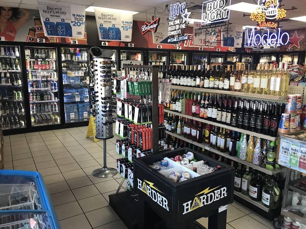 Hippo Food & Beer & Wine - store  | Photo 4 of 6 | Address: 8003 Ferguson Rd, Dallas, TX 75228, USA | Phone: (972) 803-4898