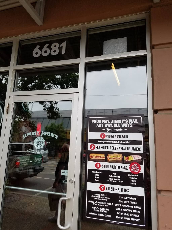 Jimmy Johns - meal delivery  | Photo 1 of 6 | Address: 6681 Delmar Blvd, University City, MO 63130, USA | Phone: (314) 862-6565