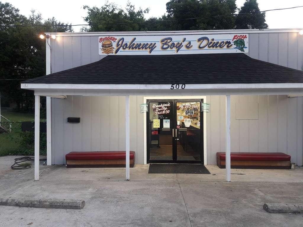 Johnny Boys Diner - restaurant  | Photo 1 of 6 | Address: 500 E Arch St, Lancaster, SC 29720, USA | Phone: (803) 283-0661