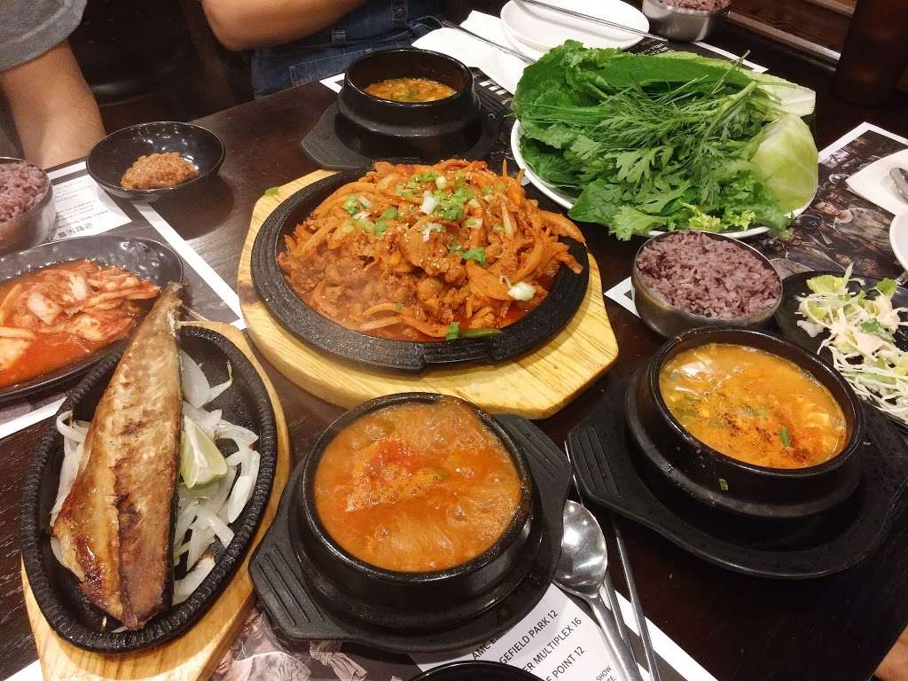 Dae Bak Bob Jip - restaurant  | Photo 6 of 10 | Address: 500 10th St, Palisades Park, NJ 07650, USA | Phone: (201) 482-8777