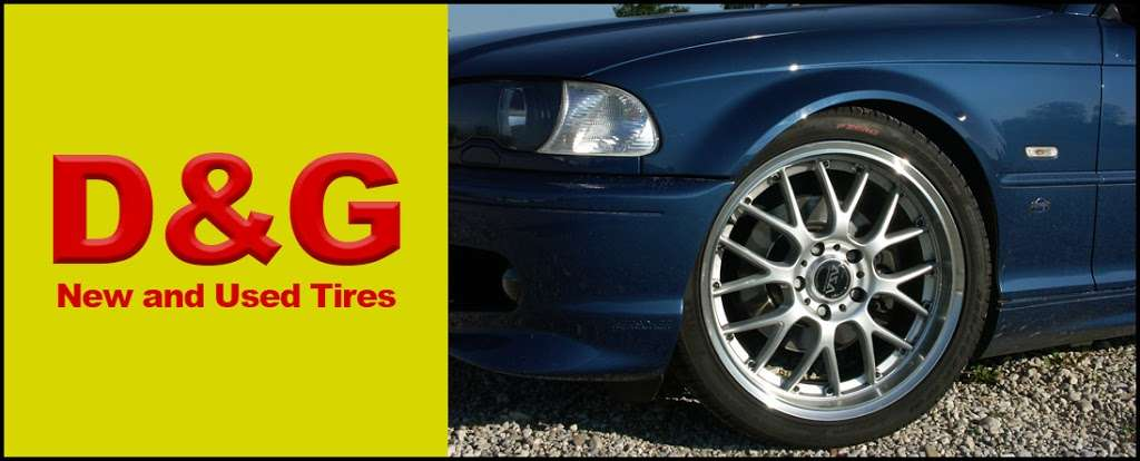 D&G New and Used Tires - car repair    Photo 8 of 10   Address: 850 Pennsylvania Ave, Hagerstown, MD 21742, USA   Phone: (301) 733-1450