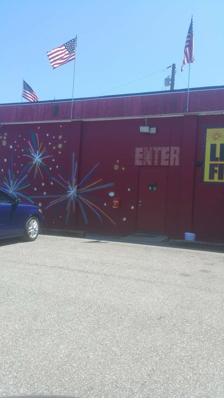 Lightning Fireworks - store    Photo 7 of 9   Address: 9401 Melton Rd, Gary, IN 46403, USA   Phone: (312) 502-2987