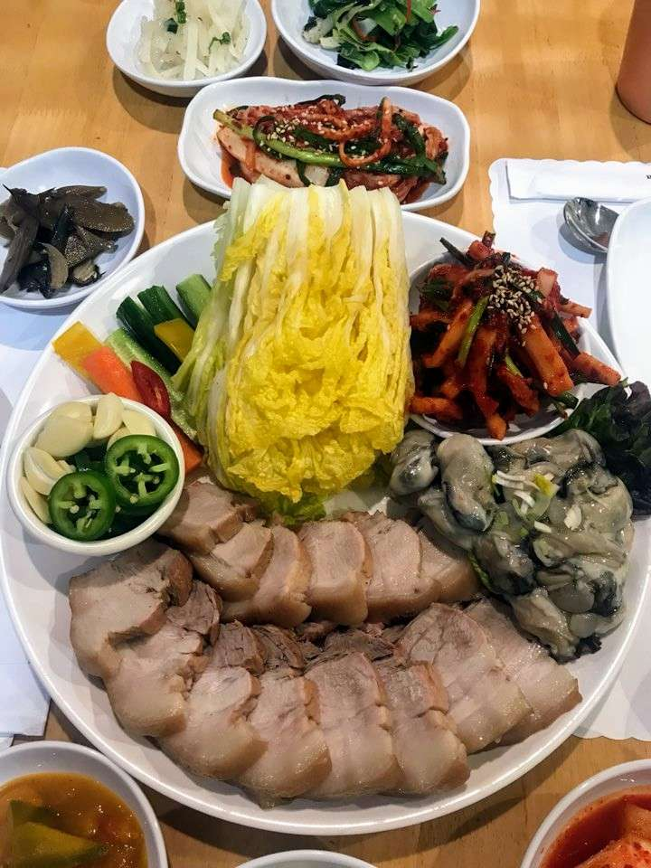 Hanuri Restaurant 한우리 식당 - restaurant  | Photo 9 of 10 | Address: 12942 Galway St suite b, Garden Grove, CA 92841, USA | Phone: (714) 534-9494
