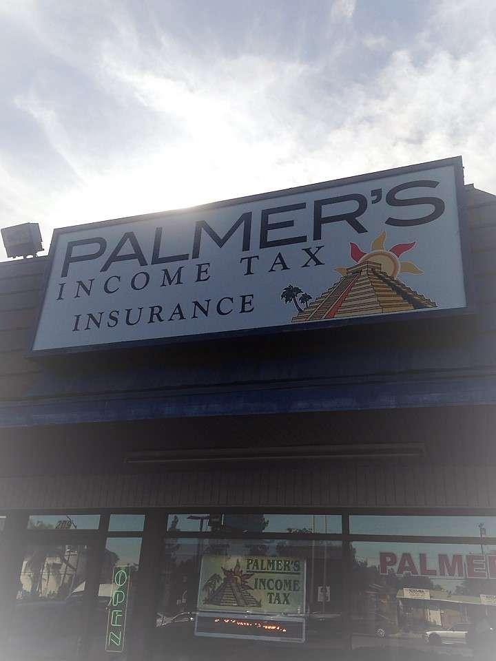 Palmers Income Tax - insurance agency  | Photo 1 of 1 | Address: 209 S Rosemead Blvd, Pasadena, CA 91107, USA | Phone: (626) 584-6666
