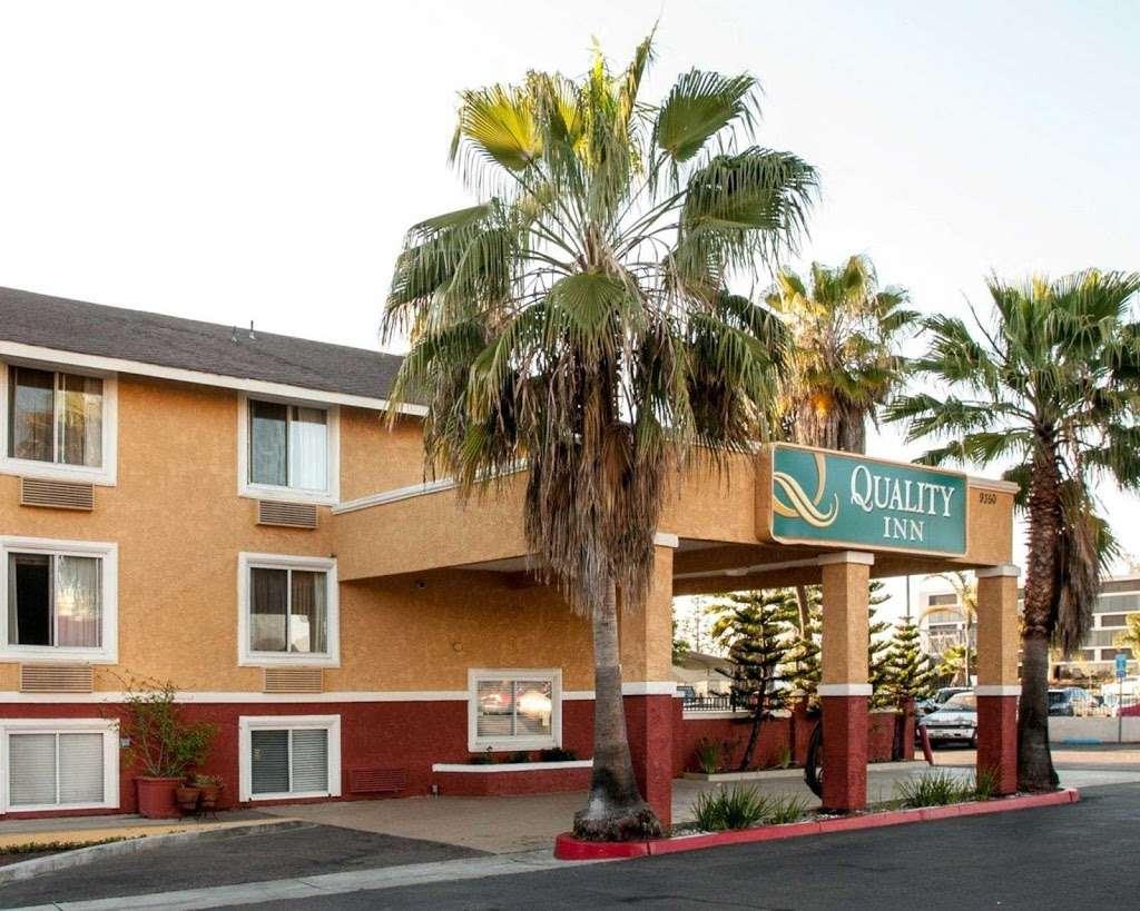 Quality Inn San Diego Miramar - lodging    Photo 6 of 10   Address: 9350 Kearny Mesa Rd, San Diego, CA 92126, USA   Phone: (858) 578-4350