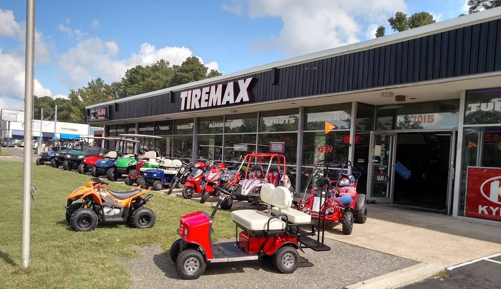 TireMax - Powersports: Scooters, Golf Carts, Go Karts and ATVs - car repair  | Photo 10 of 10 | Address: 7015 Brook Rd, Richmond, VA 23227, USA | Phone: (804) 262-1900