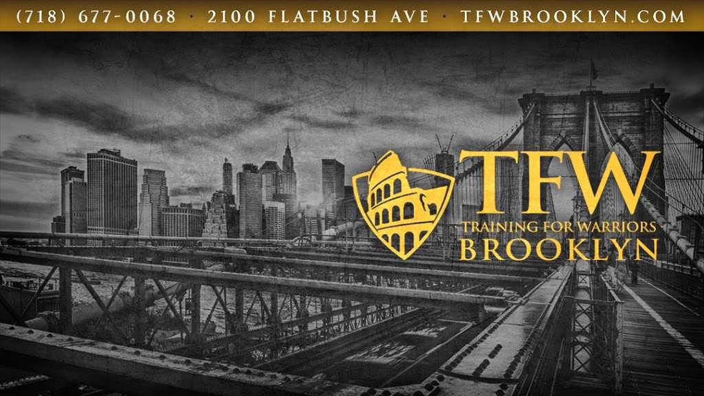 TFW Brooklyn - gym    Photo 5 of 5   Address: 2100 Flatbush Ave, Brooklyn, NY 11234, USA   Phone: (718) 677-0068