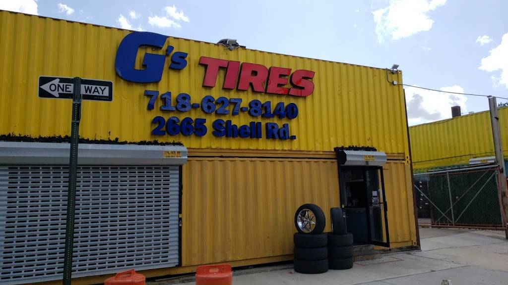 Gs Tires - car repair  | Photo 6 of 8 | Address: 2665 Shell Rd, Brooklyn, NY 11223, USA | Phone: (718) 627-8140