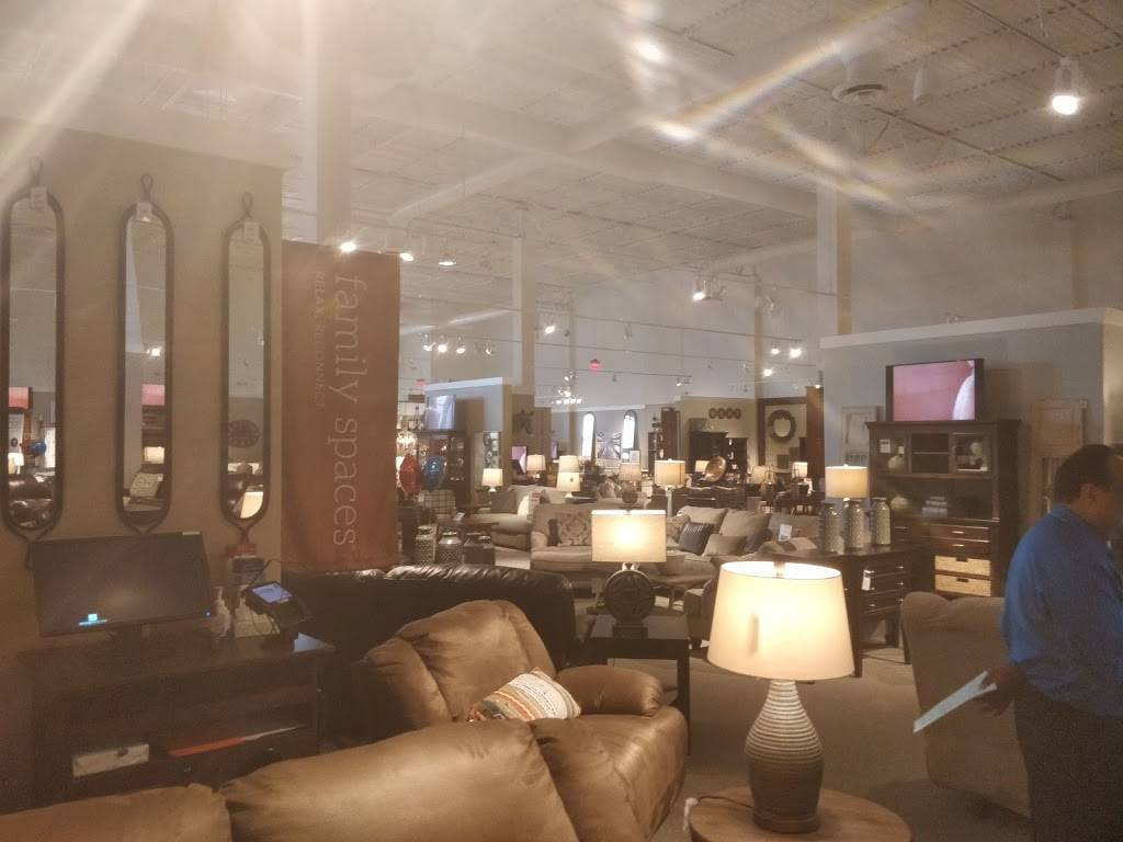 Ashley HomeStore - furniture store  | Photo 7 of 9 | Address: 3434 W Reno Ave, Oklahoma City, OK 73107, USA | Phone: (405) 951-1414
