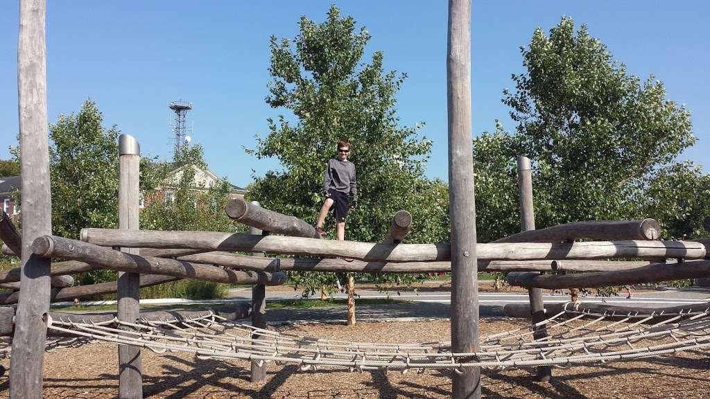 Hammock Grove Play Area - park  | Photo 9 of 10 | Address: New York, NY 10004, USA