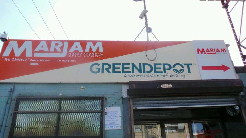 Green Depot - hardware store  | Photo 2 of 2 | Address: 1 Ivy Hill Rd, Brooklyn, NY 11211, USA | Phone: (718) 782-2991