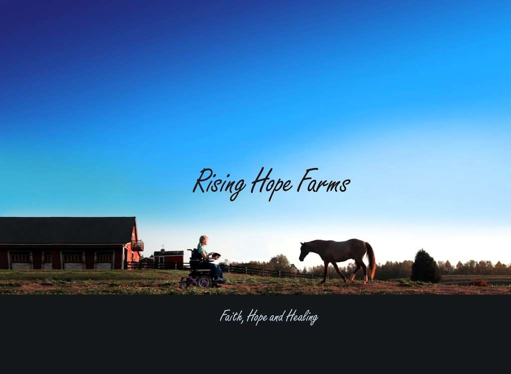 Rising Hope Farms - travel agency  | Photo 1 of 2 | Address: 3775 Bethany Church Rd, Claremont, NC 28610, USA | Phone: (828) 638-0879