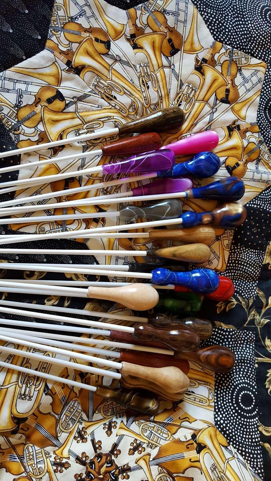 Music Works Custom Batons - electronics store    Photo 10 of 10   Address: P.O.Box 303, 311 Eureka St, Central City, CO 80427, USA   Phone: (303) 322-4560