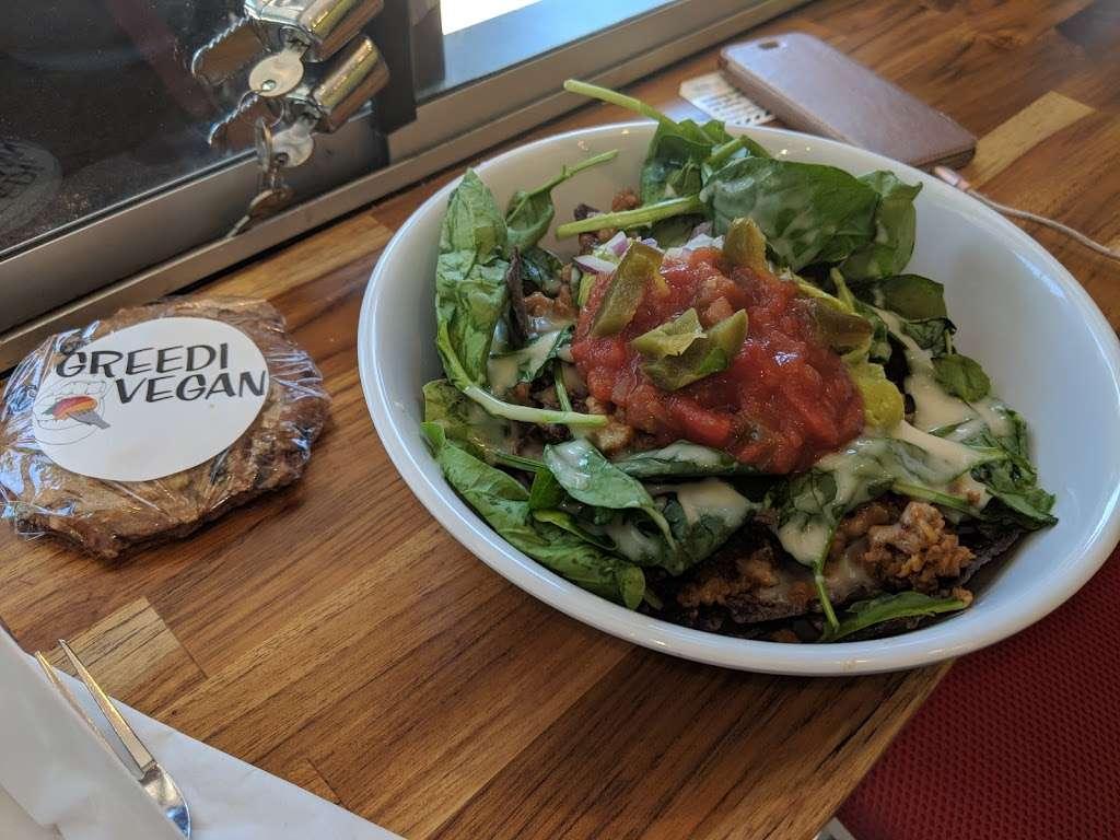 Greedi Vegan - restaurant  | Photo 7 of 10 | Address: Fl STORE, 1031 Bergen St, Brooklyn, NY 11216, USA | Phone: (347) 627-7900