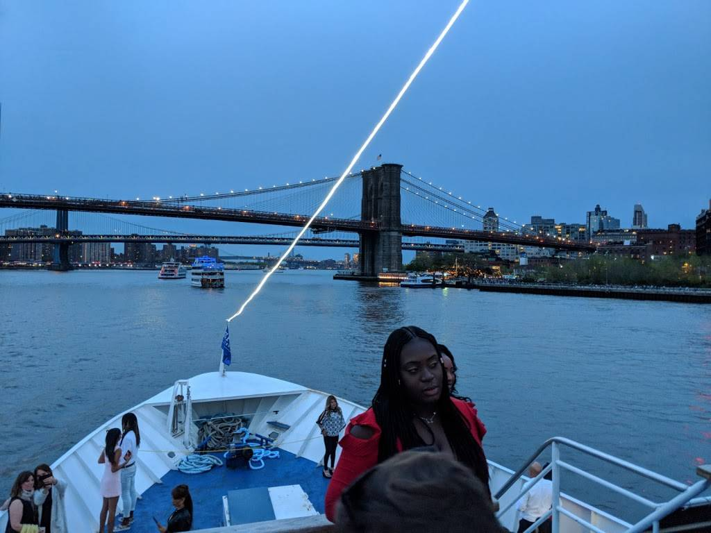 Spirit of New York by Hornblower Cruises & Events - restaurant  | Photo 9 of 10 | Address: 61 Chelsea Piers, New York, NY 10011, USA | Phone: (212) 727-2789