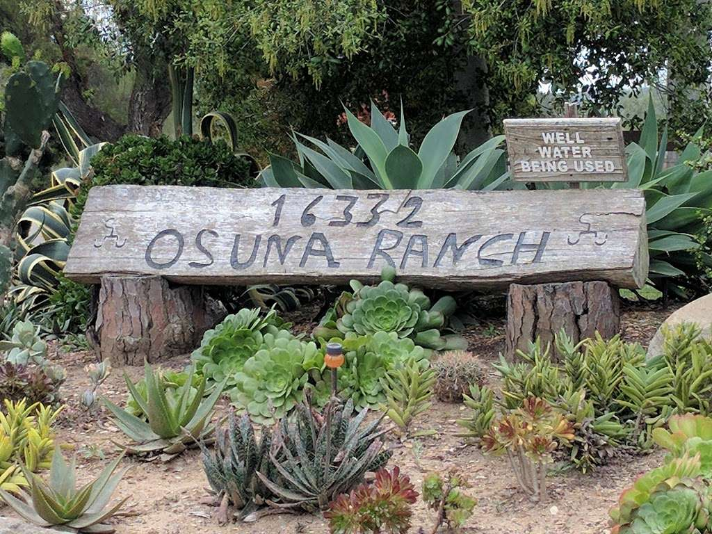 Osuna Adobe Ranch - museum  | Photo 1 of 10 | Address: 16332 Via De Santa Fe, Rancho Santa Fe, CA 92067, USA