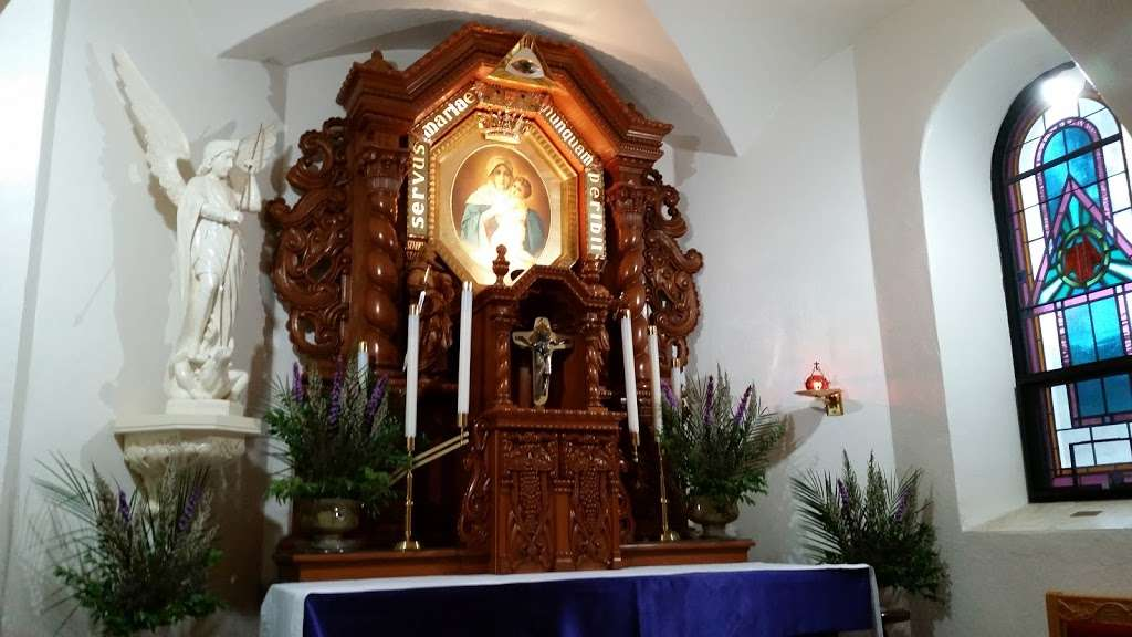 Our Lady Of Schoenstatt Shrine - church  | Photo 6 of 10 | Address: 17071 Low Rd, Helotes, TX 78023, USA | Phone: (210) 695-1400
