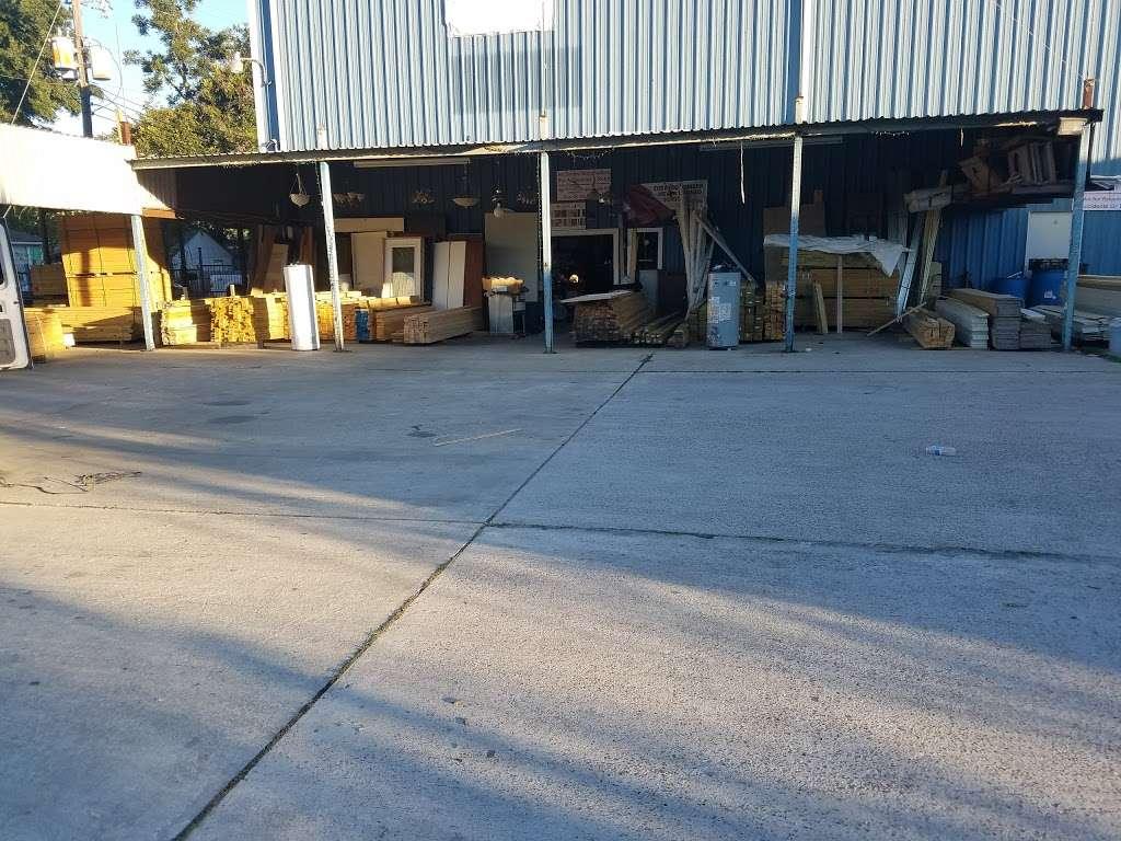 Materiales de construccion - store  | Photo 1 of 3 | Address: 221 John Alber Rd, Houston, TX 77076, USA | Phone: (832) 256-9330