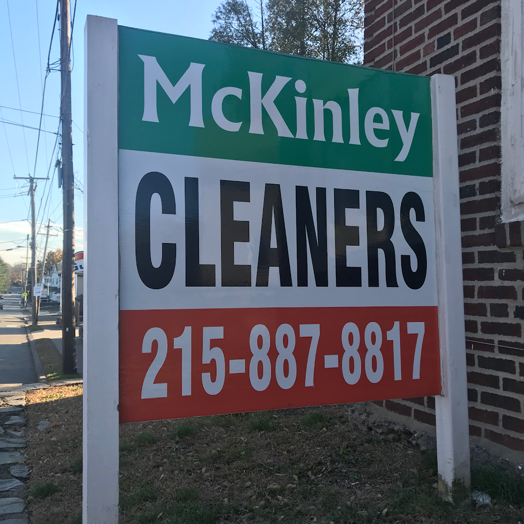McKinley Cleaners - laundry  | Photo 1 of 1 | Address: 918 Jenkintown Rd, Elkins Park, PA 19027, USA | Phone: (215) 887-8817