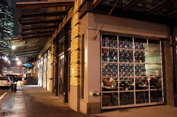 SUteiShi - restaurant  | Photo 2 of 10 | Address: 24 Peck Slip, New York, NY 10038, USA | Phone: (212) 766-2344