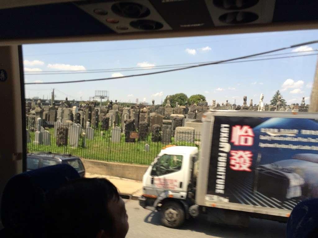 Bnal Jeshurum and Shearith Israel Cemetery - cemetery    Photo 4 of 4   Address: Brooklyn, NY 11208, USA