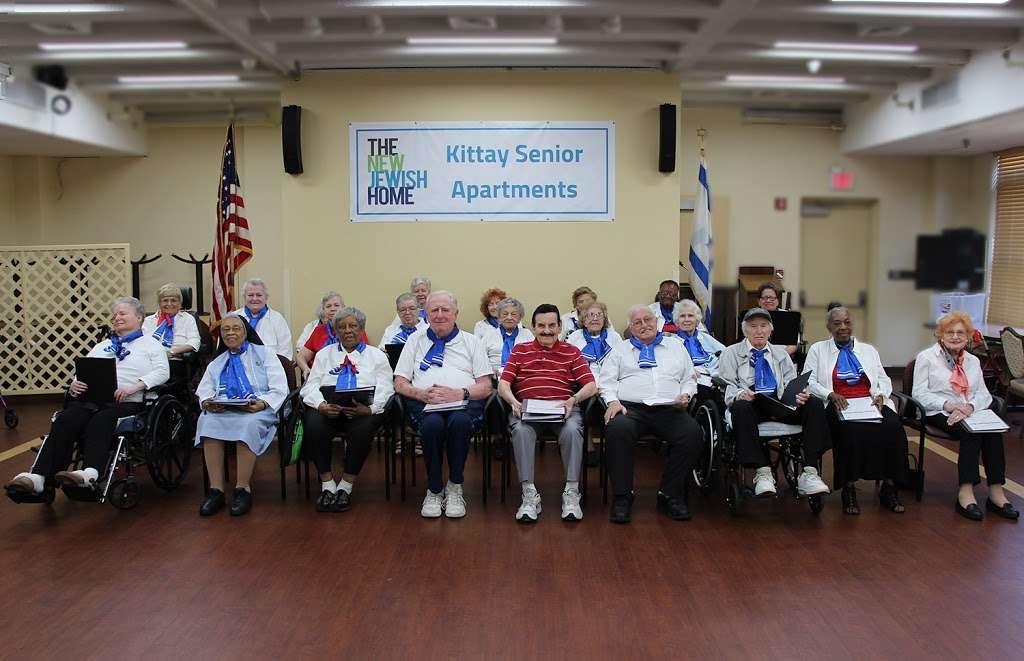 Kittay Senior Apartments, The New Jewish Home - health    Photo 7 of 10   Address: 2550 Webb Ave, Bronx, NY 10468, USA   Phone: (718) 410-1441