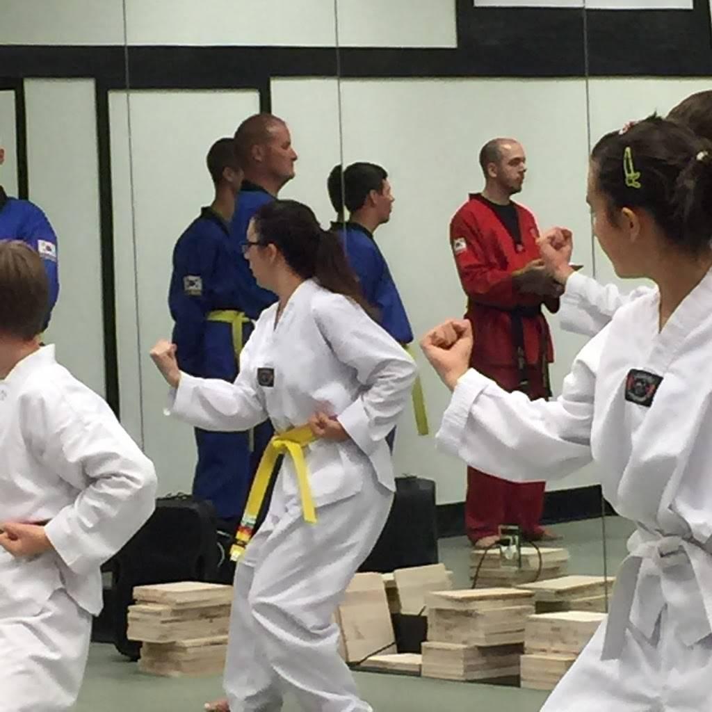 U.S. Taekwondo Center - gym  | Photo 9 of 10 | Address: 5799 Stetson Hills Blvd #110, Colorado Springs, CO 80917, USA | Phone: (719) 424-4800