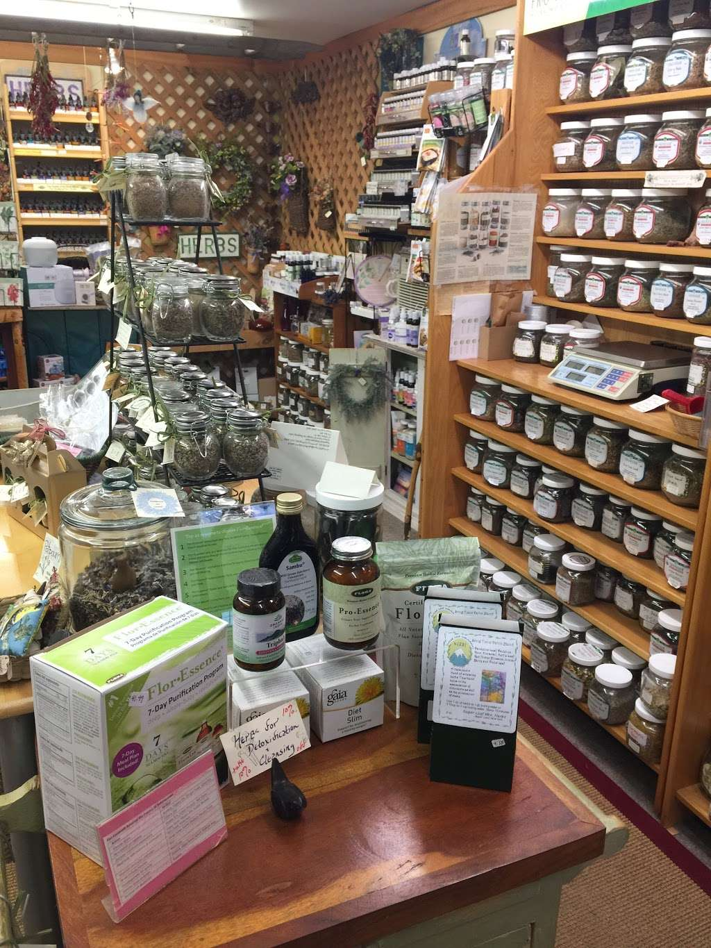 Sugar Loaf Mountain Herbs - store  | Photo 1 of 4 | Address: 1361 C Kings Highway, Sugar Loaf, NY 10981, USA | Phone: (845) 469-6460