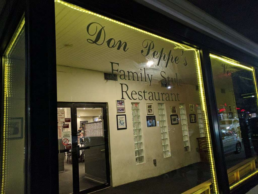 Don Peppe - restaurant  | Photo 3 of 10 | Address: 135-58 Lefferts Blvd, South Ozone Park, NY 11420, USA | Phone: (718) 845-7587