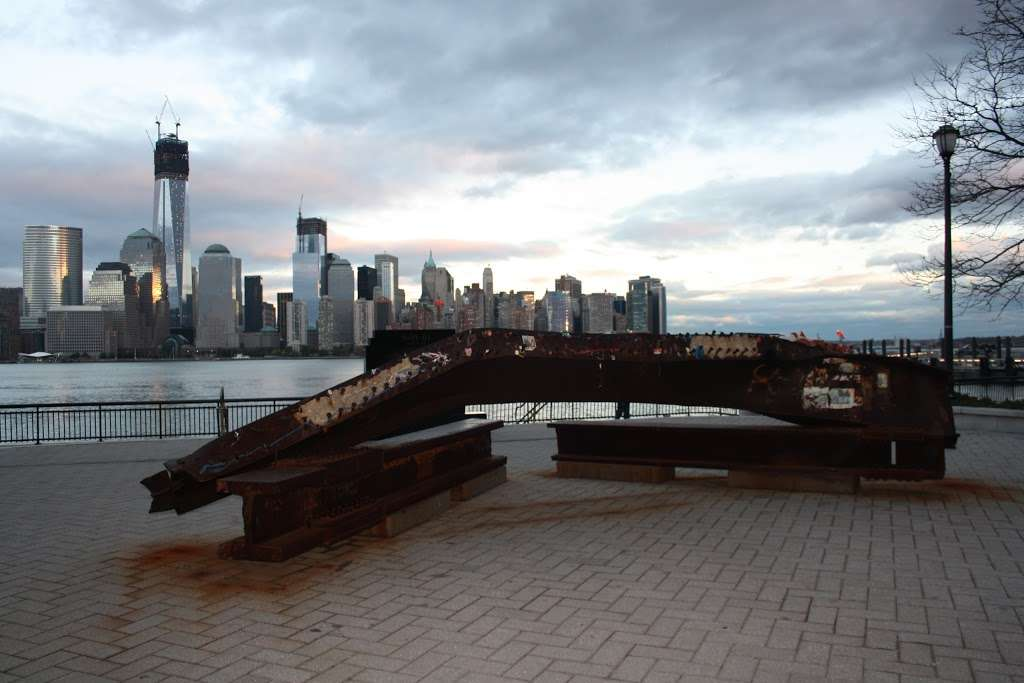 Jersey City 9-11 Memorial - museum  | Photo 1 of 10 | Address: Hudson River Waterfront Walkway, Jersey City, NJ 07302, USA
