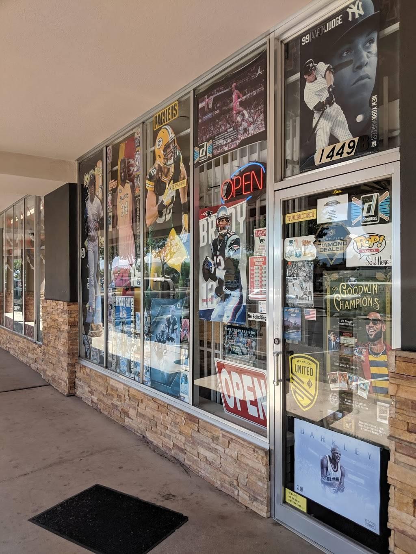 GameTime Sports Cards & Collectables - store  | Photo 10 of 10 | Address: 1449 Eubank Blvd NE, Albuquerque, NM 87112, USA | Phone: (505) 294-3087
