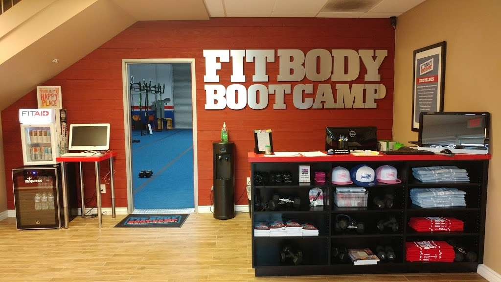 San Marcos Fit Body Boot Camp - gym    Photo 4 of 10   Address: 2892 S Santa Fe Ave #110, San Marcos, CA 92069, USA   Phone: (760) 402-1673